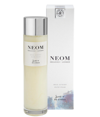 Neom Organics London Real Luxury Bath Foam, 200ml